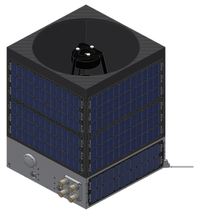 LEOS-100 Micro Satellite