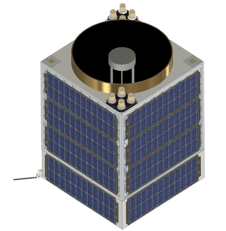 LEOS-100 Micro Satellite